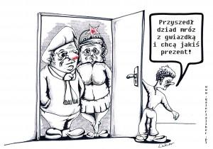 Dziad_mróz_gwiazdka