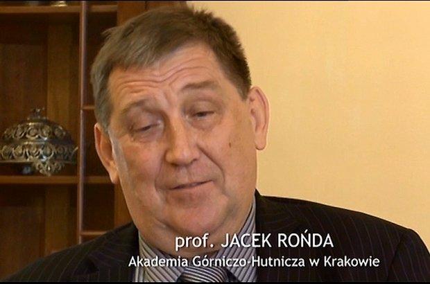 List do Rektora AGH w sprawie katastrofy smoleńskiej