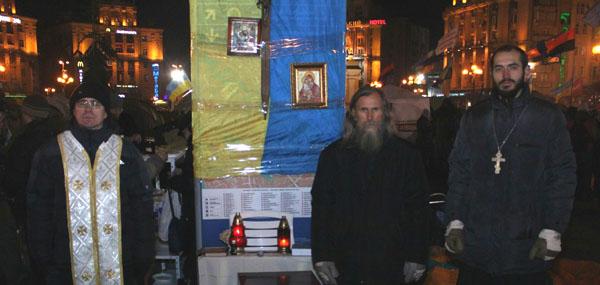 Na Ukrainie opozycja nadal na ulicy