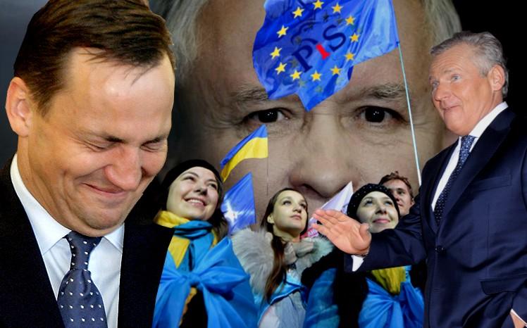 PiS na Ukrainu