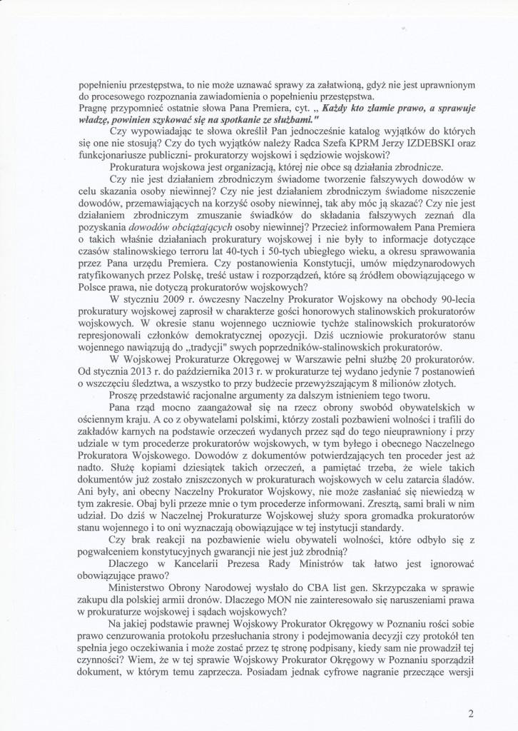 Premier Tusk 3.XII str 2