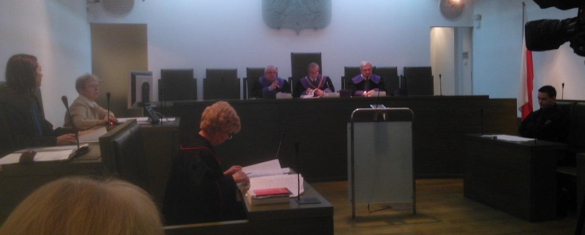 Wygrana Straży Miejskiej przed Sądem Najwyższym
