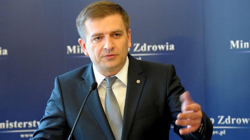 Arłukowicz 2 lata pracował nad reformą i… odwołać chce Szefa NFZ