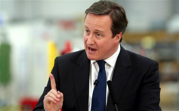 Cameron chce się pozbyć Polaków z Wysp