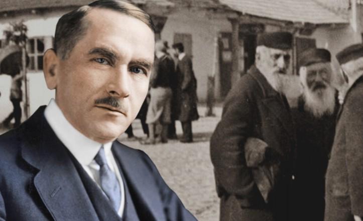 Roman Dmowski: Kwestia żydowska