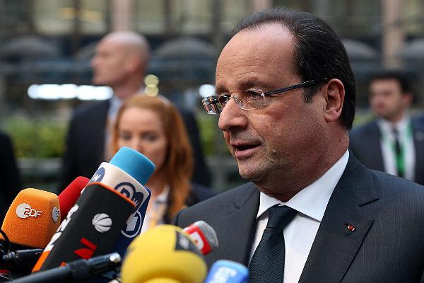 Hollande: Polska wesprze francuską operację w Rep. Środkowoafrykańskiej