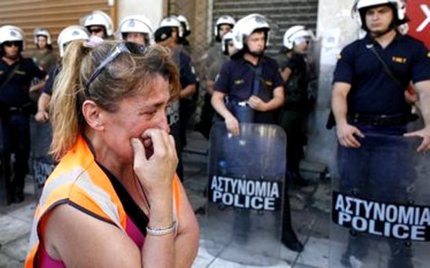 Co dało Grecji członkostwo w UE?