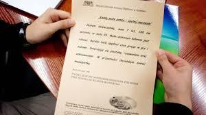 Reżimowcy piszą listy do Mikołaja.