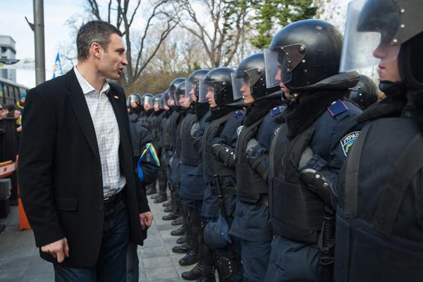 Opozycja na Ukrainie może dokonać zamachu stanu