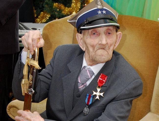 Zmarł kpt Kowalski – ostatni weteran wojny polsko-bolszewickiej