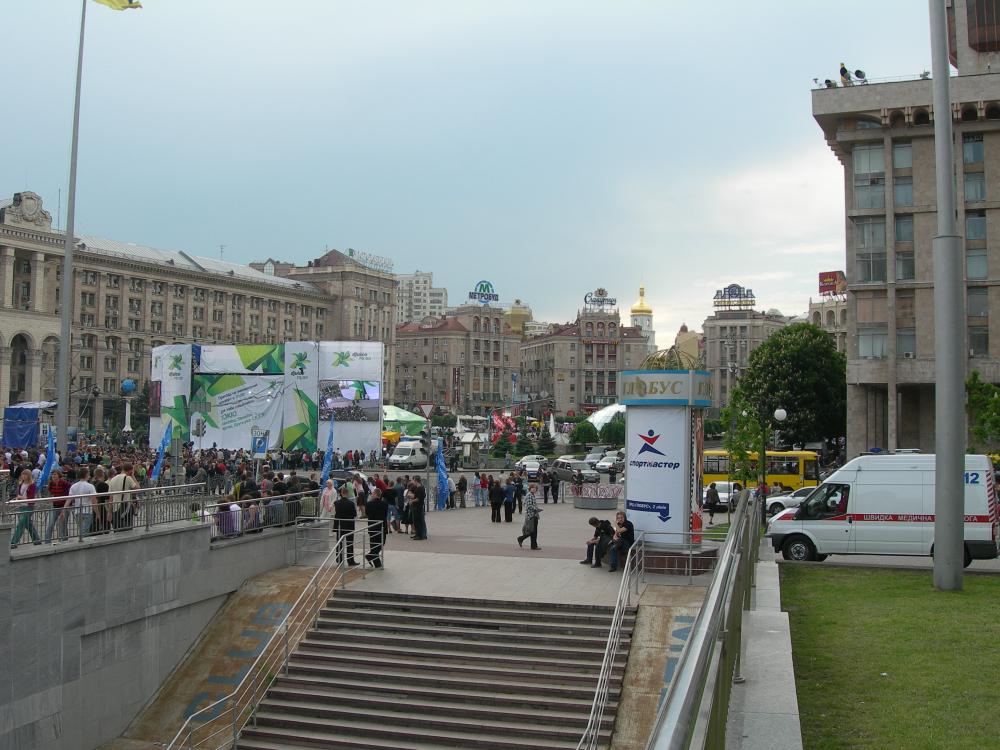 Maidan Nezalezhnosti – dlaczego milicja użyła siły?