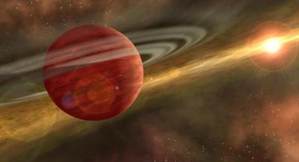 Odkryto planetę która nie może istnieć