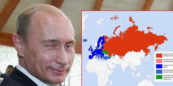 Nova URSS? Putin quer recriar Império Soviético, diz premiê da Ucrânia