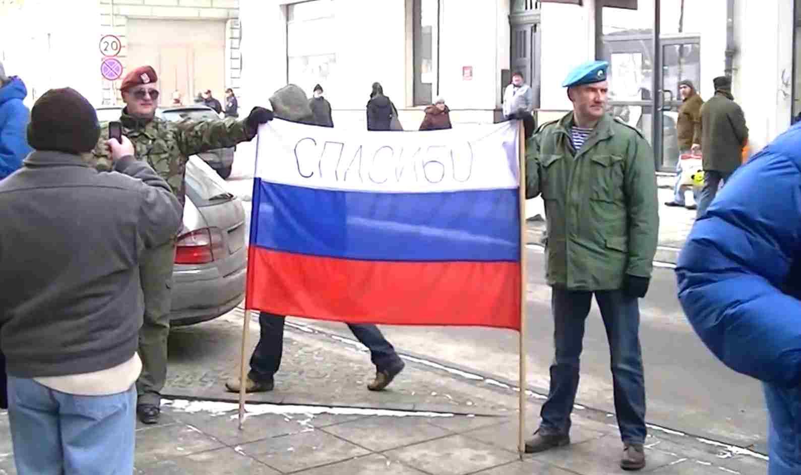 WOLNY CZYN: Druga pikieta o pomnik NKWD: 27 stycznia – Katowice (film!)