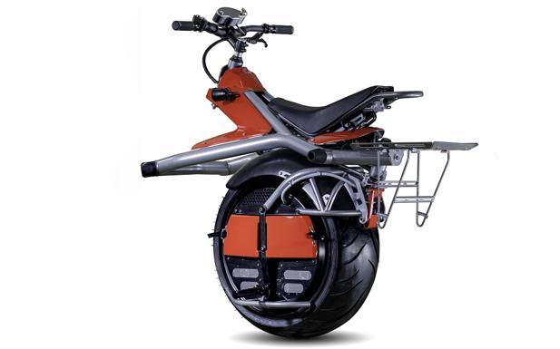 Jednokołowe motocykle …