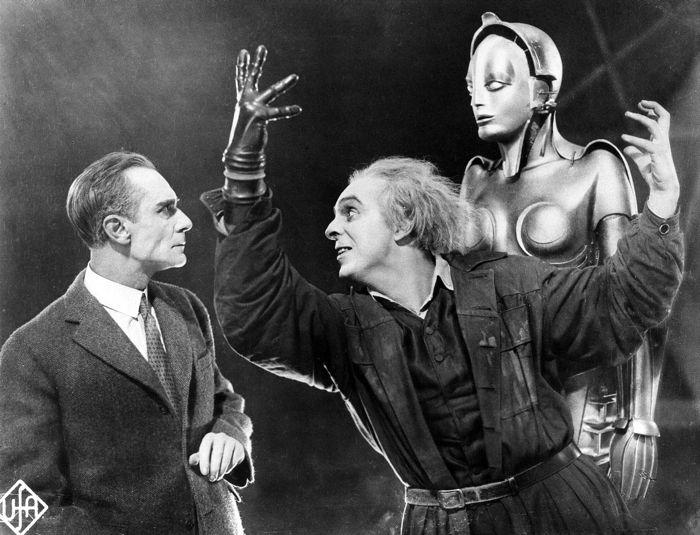"""Film """"Metropolis"""" Fritza Langa. Rozbiór na czynniki pierwsze"""