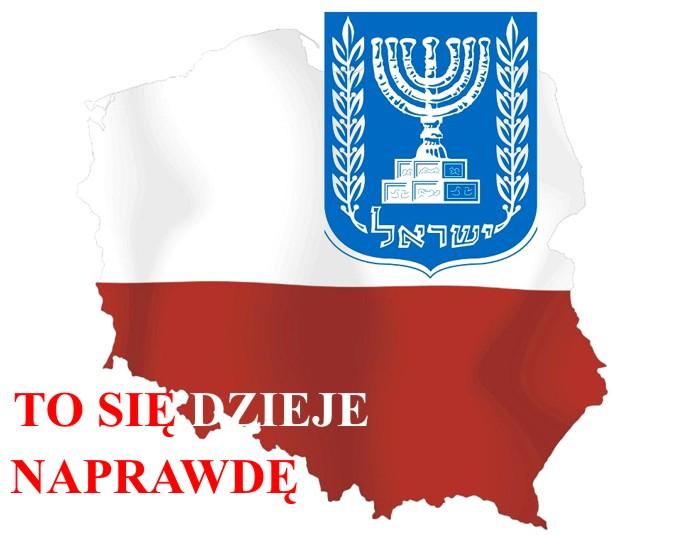 NIE dla obrad Knesetu w Polsce!
