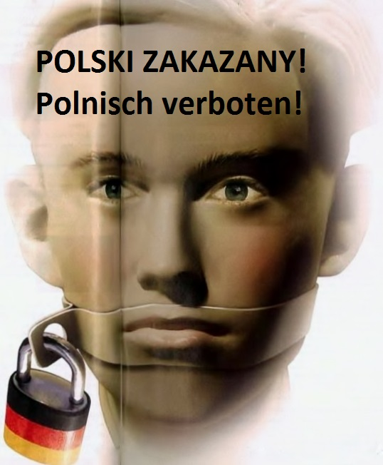 Język polski zakazany – Jugendamt