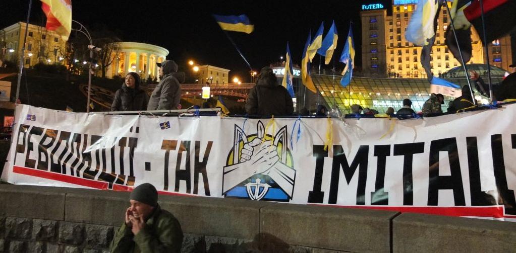 Ukraina na deskach