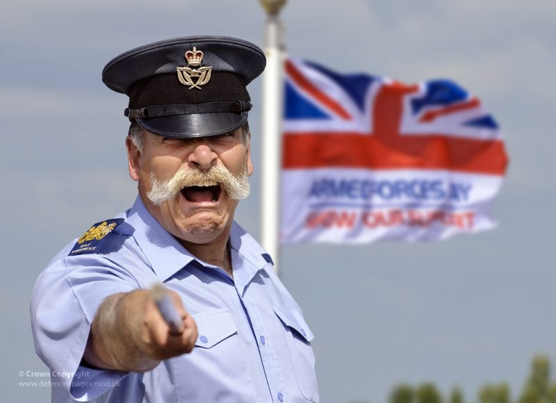 Czy Anglia może wygrać wojnę z Chinami?