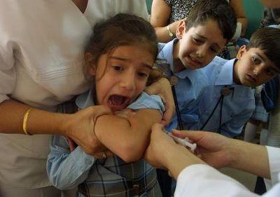 Dlaczego nie należy szczepić dzieci
