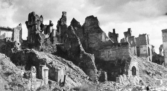 """17.01.1945 """"wyzwolili"""" nam stolicę…"""