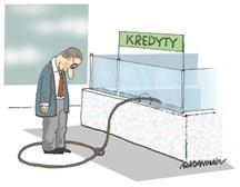 Tragiczna sytuacja kredytowa
