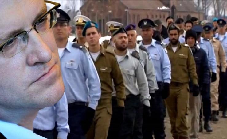 Grzegorz Braun o obradach izraelskiego parlamentu w Polsce