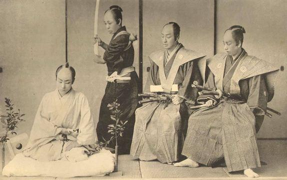 Dzisiaj samuraj, a jutro ronin?