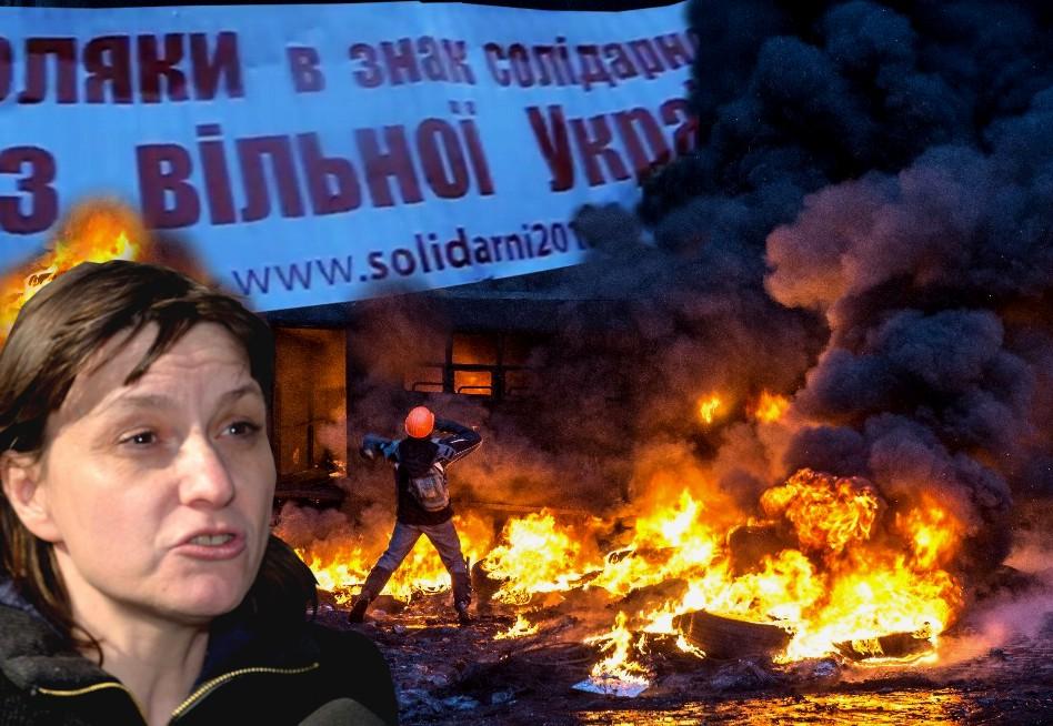 Ks. Isakowicz: Majdan – Przyjaźń z diabłem