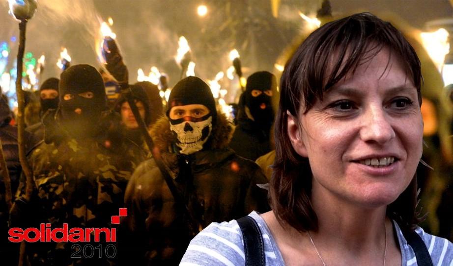 """Lider banderowców – """"Ludobójstwo na Wołyniu to brednia"""" !"""