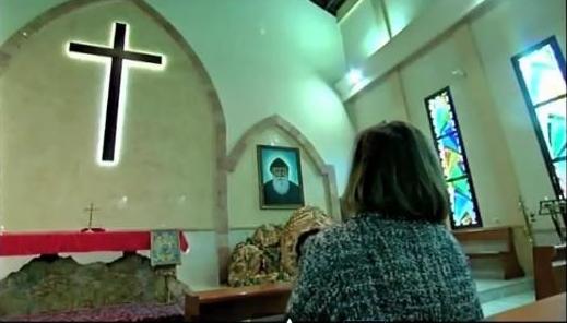 Jezus znowu uzdrawia w Izraelu