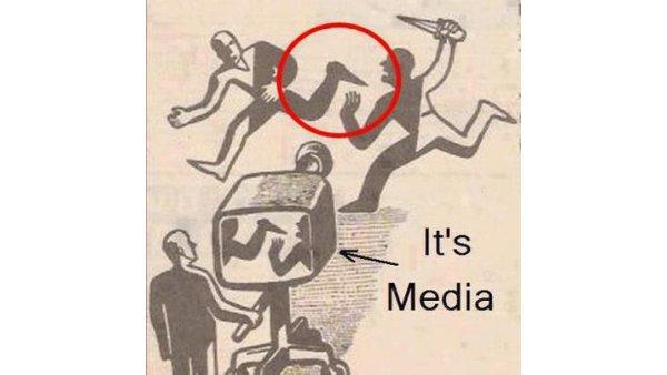 MEDIA – najpotężniejsza współczesna BROŃ