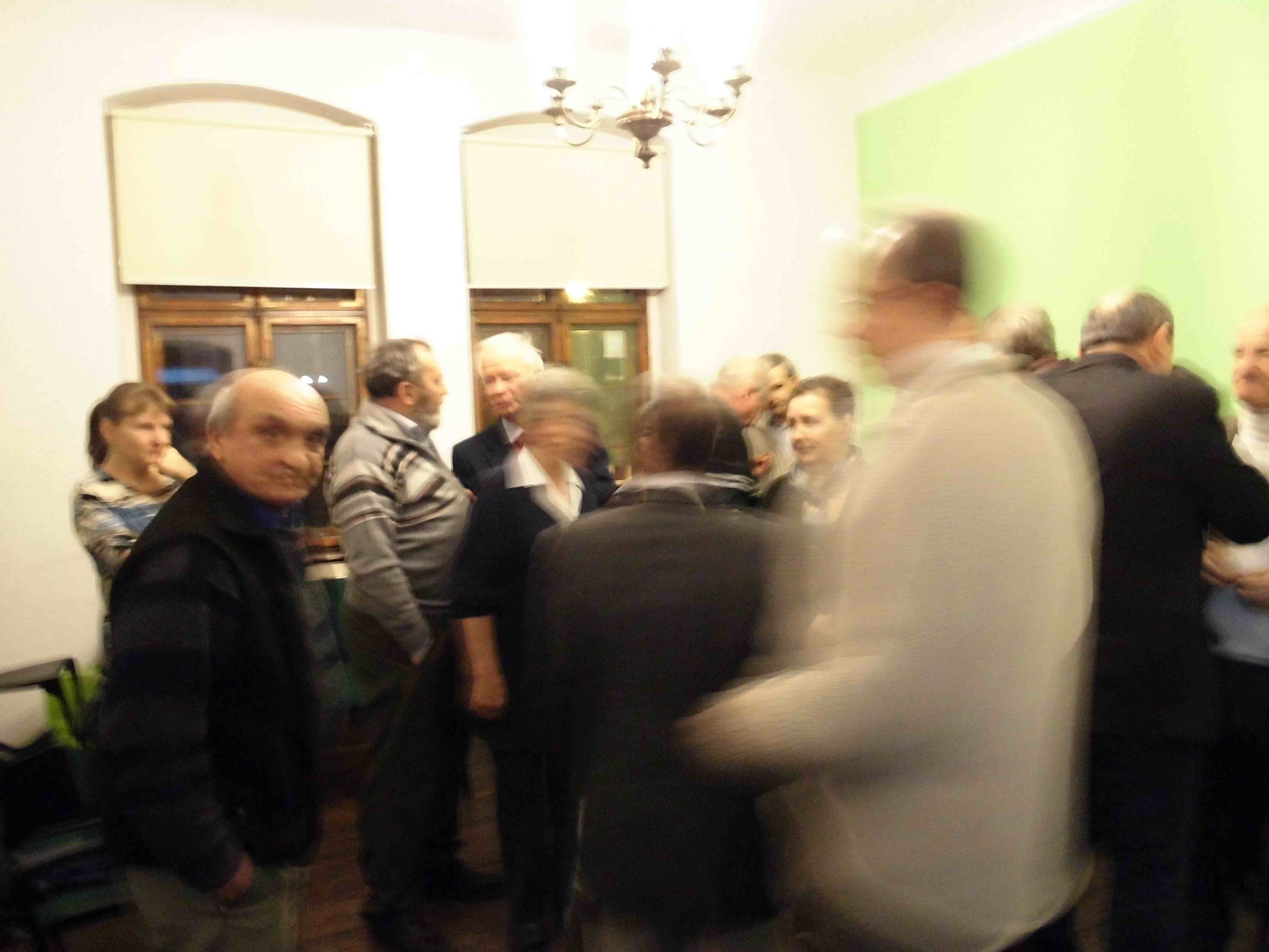 WOLNY CZYN: Opłatek opozycji w Katowicach