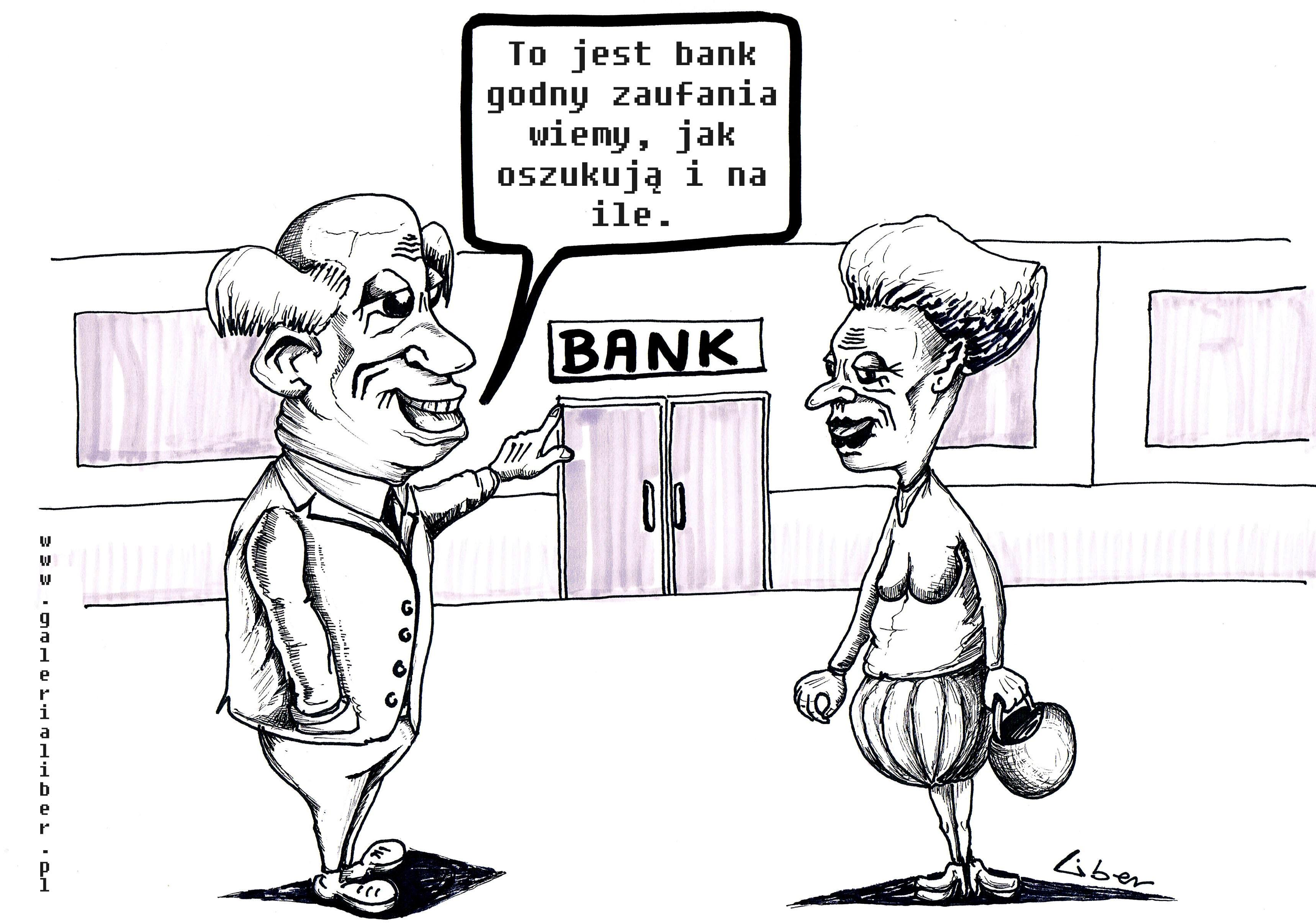 Bank godny zaufania