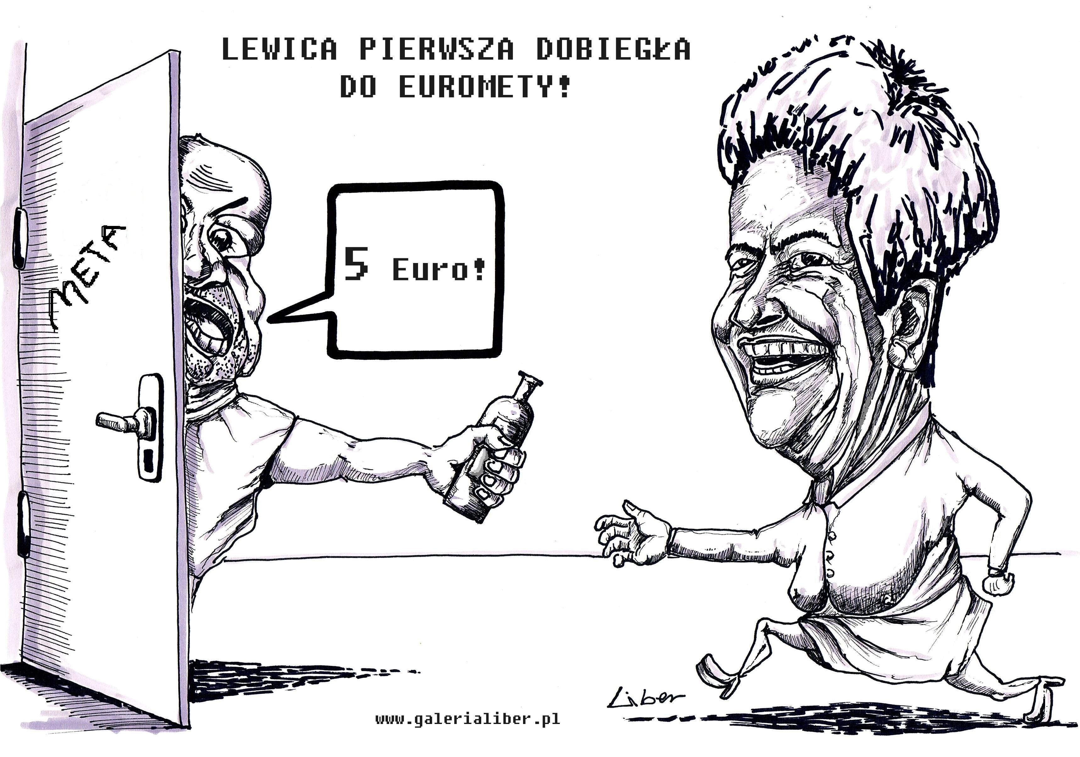 W oparach eurometylu