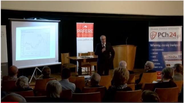 Finansowe aspekty zapaści demograficznej – dr Cezary Mech