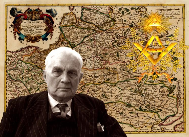 Ruch ukraiński i masoneria