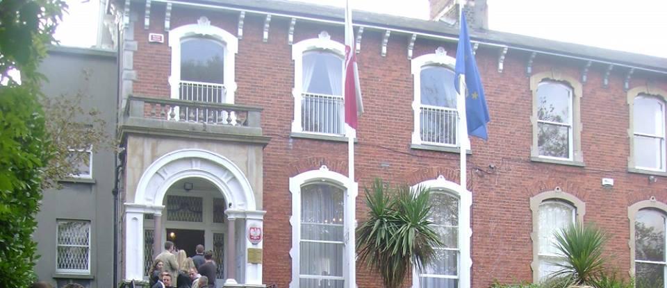 Polscy dyplomaci z Dublina odpowiedzą  dyscyplinarnie.