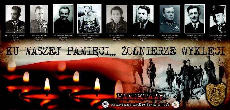 1 marca każdego roku… Polska się o Was upomni…