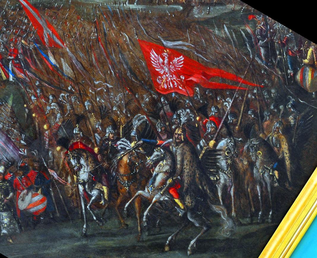 500 lecie bitwy pod Orszą. Chrzest polskiej husarii