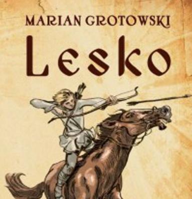 """""""Lesko"""" Mariana Grotowskiego już w księgarniach"""
