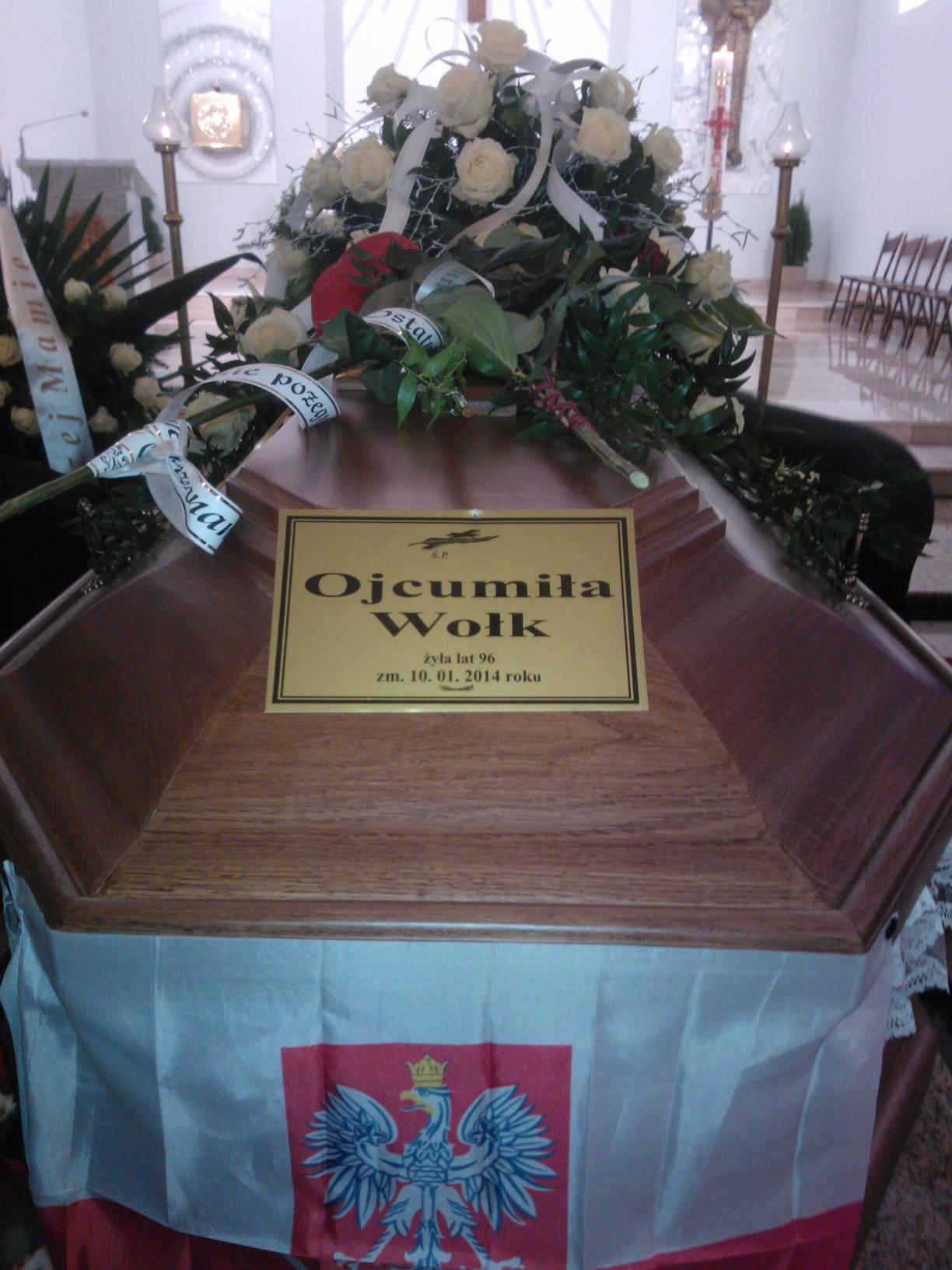 Pamięci Ostatniej Wdowy Po Zbrodni Katynia