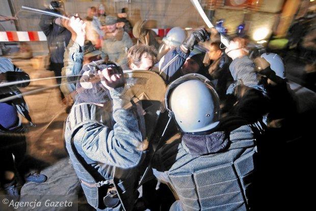 Polskę czeka Majdan