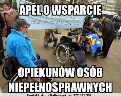 APEL – protestujący pod Sejmem potrzebują pilną pomoc Warszawy