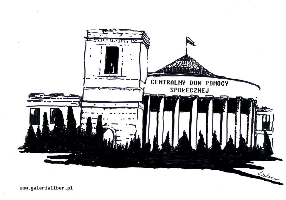 Centralny Dom Pomocy Społecznej