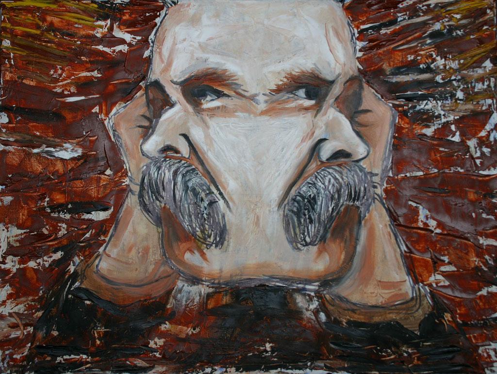 Nietzsche – jaki był naprawdę? Wspomnienia Franza Overbecka