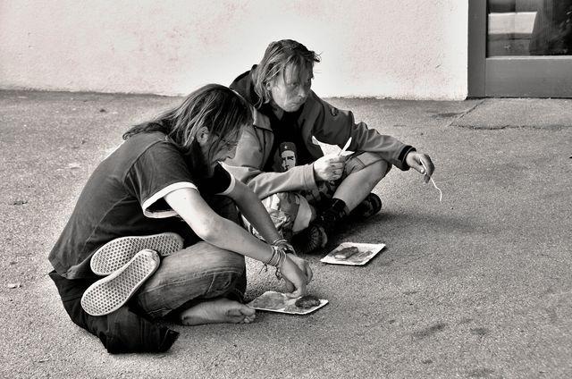 Ukraińcy! Witamy wśród bezdomnych w Europie