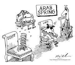 Po  arabskiej idzie wiosna słowiańska