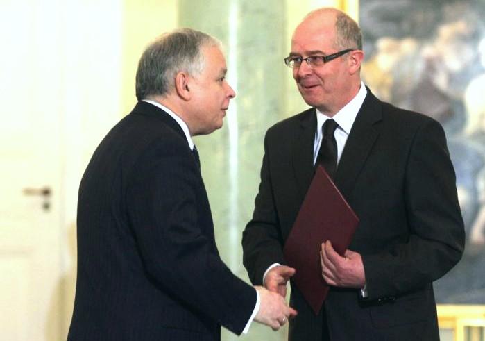 kaczyński i seremet